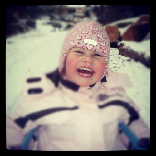 Lea Eisenbach Obernburg Winter fun
