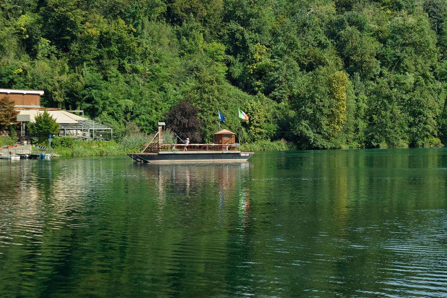 The ferry on the river Adda by Leonardo da Vinci Sigma Foveon Sigma Sd15