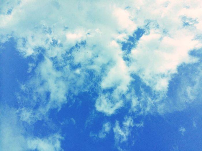 clouds ♡