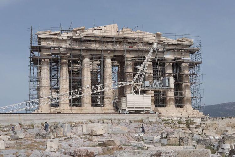 Akropolis baby