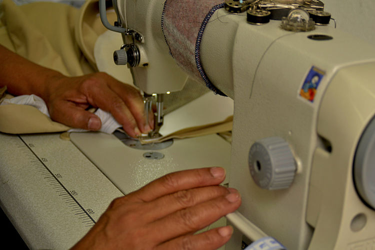 Hands At Work Tailor Tailor Made Tailor Man Tailoring