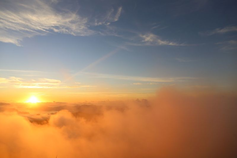 Clouds Clouds And Sky Follow Hi HongKong Nature Sunlight Sunrise Sunrise_Collection Wildlife