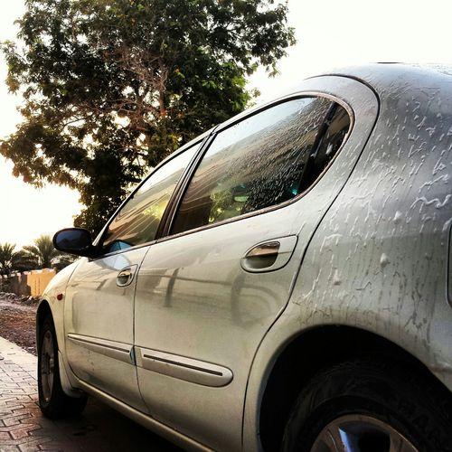 Nissan Maxima CarWash ♥ Morning Brother