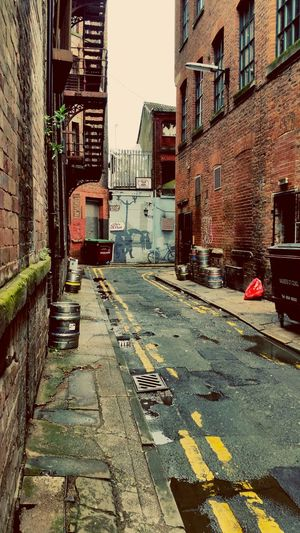 Alley Back Alley This N That This & That Soap Street Manchester Streetphotography Street Photography