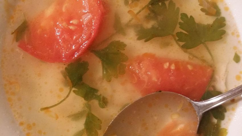 Soup Food Ready-to-eat Tomato Close-up Indoors  Red Day Boring Picture Vegetable Soup Table Lunch