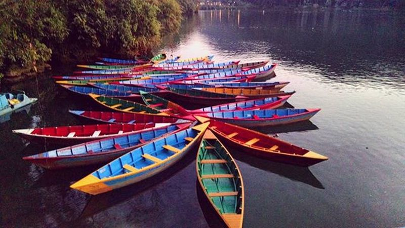 """""""Wooden ships along the water very free and easy Easy, you know the way it's supposed to be Silver people on the shoreline let us be, talkin' 'bout very free and easy"""" Pokhara Nepal Crosbystillsandnash Woodenships SailOn Vscocam Dktm"""