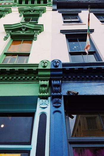 Charleston SC City Building Exterior Historic
