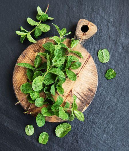 Green mint Mint
