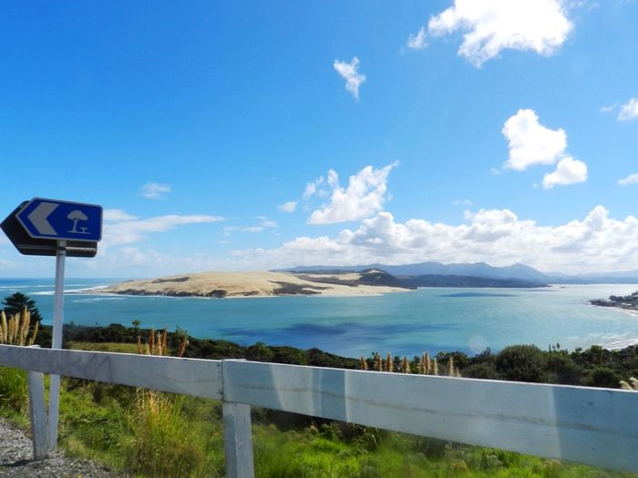 From My Point Of View Panoramic Traveling New Zealand Northland