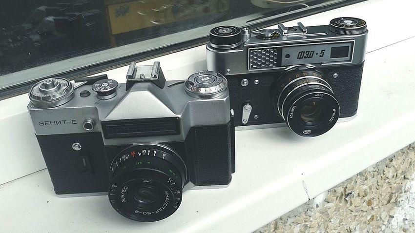 зенит-е зенит олдскул СССР Old-fashioned фотоаппарат Casualstyle Ussr 1985