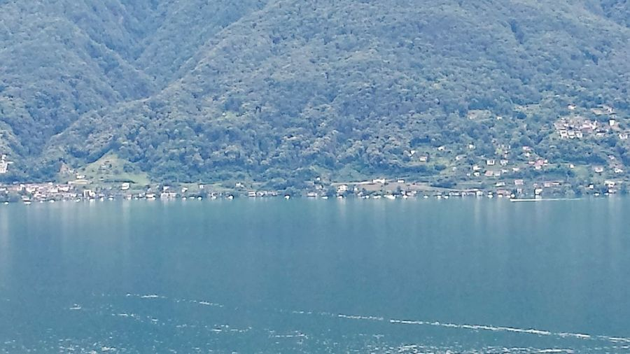 Lagosphotographer Lago Maggiore Vista Dall'alto Vista View