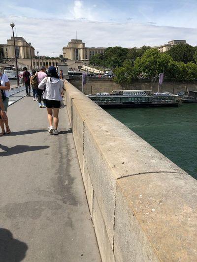 Seine Paris La