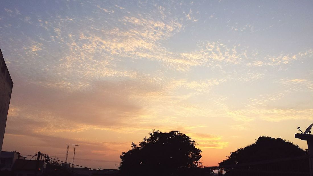 Good Morning Sky_collection Sunrise Skylovers Clouds Collection Clouds And Sky Skylovers Time To Work Time To Wake Up 50 Shades Of Sunrise Sunrise Silhouette Sunrise_Collection Skycolors