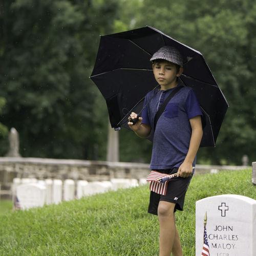 Memorial Memorial Day Patriotism Real People