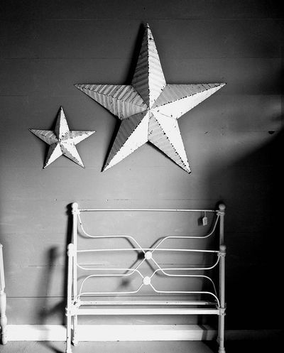 Star Shape Indoors  Close-up Black And White Antique Antiques Photography 1411301