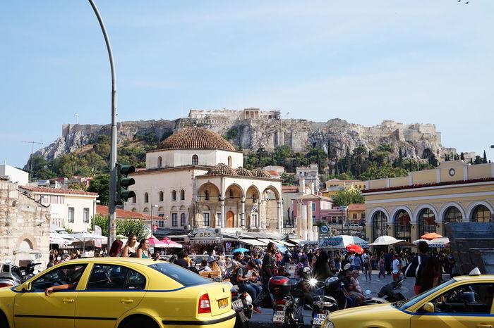 Acropolis View Acropolis, Athens Athens Athens, Greece Greece Partenone Parthenon Syntagma Square Zeus
