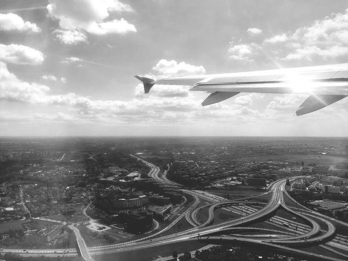Sky Aerial View
