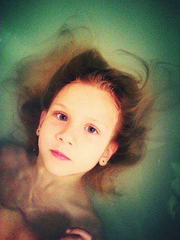 Little Mermaid  Water Bath Time EyeEmBestPics EyeEmBestEdits Eye4enchanting EyemWater Eyemcreation GOOD MORNING EYEMMERS Mermaid