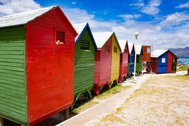 Cabanas in St.