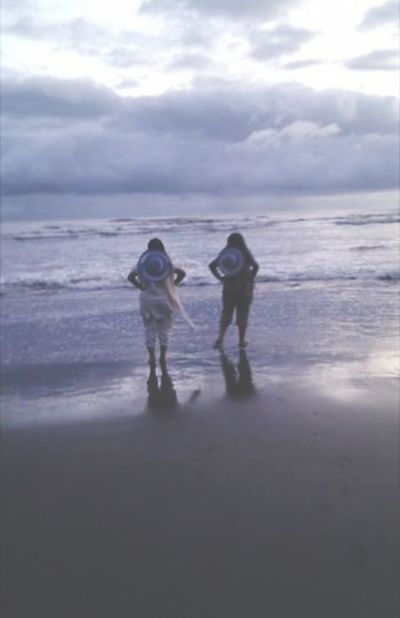 What I Value Me&mysisterinlaw Cox's Bazar On The Beach EyeEm Best Shots