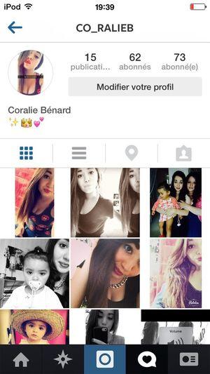 Taking Photos That's Me follow me Instagram >>> co_ralieb Hi!