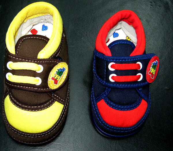 Kids Shoe Baby Shoes Close-up Day Indoors  Kids Shoes Multi Colored No People Shoes