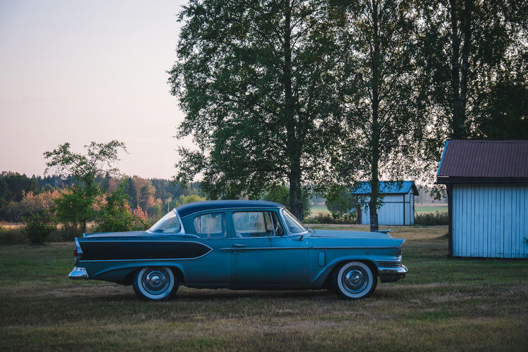Baltic Cars Finland Nature Nature Photography Car Europe Fancy North Outdoors Road Trip Vintage Car Vintage Cars