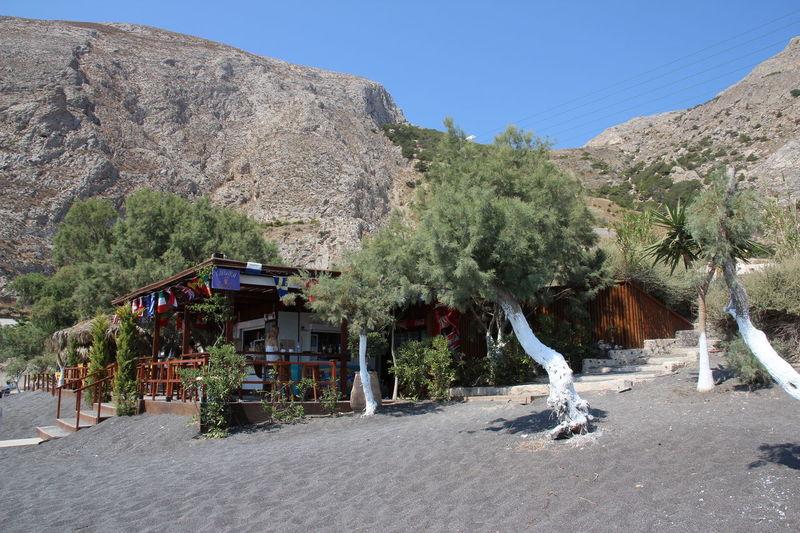 Beach Life GREECE ♥♥ Mediterranean Sea Santorini Island Santorini, Greece Urlaub ❤ Vacations Retaurant Taverna ägäis ägäische Inseln