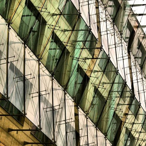 | Fractures | . EyeEm Best Shots ArchitectureArchitecture_collection . Minimalism