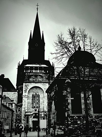 B&w Steetphotography B&w Photography Cityscapes Aachen