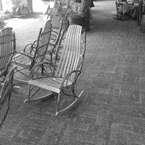 Cuyahoga County North Olmsted Ohio North Olmsted Ohio, USA Black & White Photography Rocky River Nature Center Blackandwhite West Side Samsung Samsung Note Samsung Note 4 Ohio Black & White Rocking Chair Seat