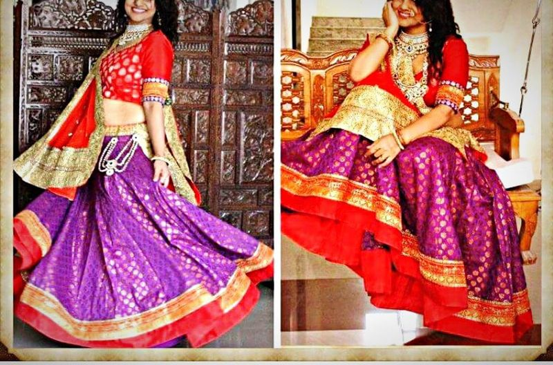 If U want to Be a Royal bride plz contact Traditional Clothing Sari Beautiful People Beautiful Woman Full Length Beauty Adult Young Women One Person People Bride Indian Style Indian Wedding Branded Cloths Indian Wear Indian Beauty Fashion Lifestyles Bhuvan Classy Disha Bhuvan Traditional Clothing Ethnicwear Luxury Royal Life  Designer Clothes