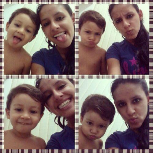 Eu amo ele demais.. ;) Leo Atoas Ridiculos Amodemais lindaoinstapicframelovemylife