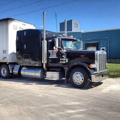 My old truck Truckersmovetheworld