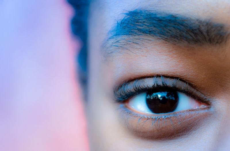International Women's Day 2019 Watching Krull&Krull Images Eye Human Body Part Human Eye Body Part Close-up Eyesight Eyelash Sensory Perception Extreme Close-up One Person Human Face Iris - Eye Macro Eyeball Eyebrow Adult Women Blue Beauty Beautiful Woman Eyeshadow My Best Photo