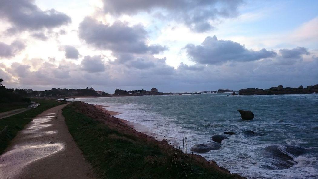 Sea Sky Wings Coastline No People Water Beach