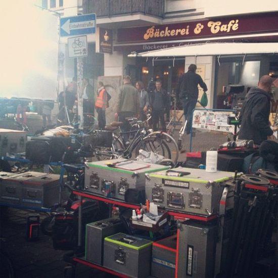 Neuer Schweiger film? #barefootproductions #berlin #simon-Dach #film Berlin Film Simon Barefootproductions