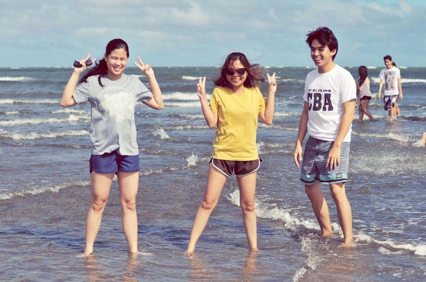 CarefreeLife Hanging Out Beach Enjoying Life Family Showcase: November Pastel Power