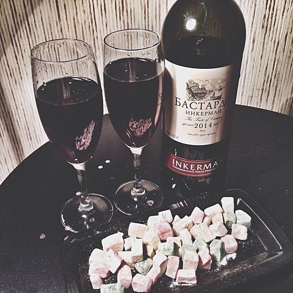 şarap Wine Lokum Drinks Içki Akşam Gece Evening Night
