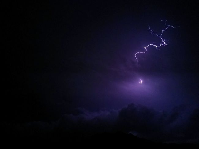 Storm Lightning Thunderstorm Weather Night Power In Nature Sky Nature Scenics Dramatic Sky Outdoors Summer Nature Landscape 2017 SPAIN Mountain Beauty In Nature Mountain Range Freedome  Vacations Good Vibes Peace Wildlife & Nature Cloud - Sky
