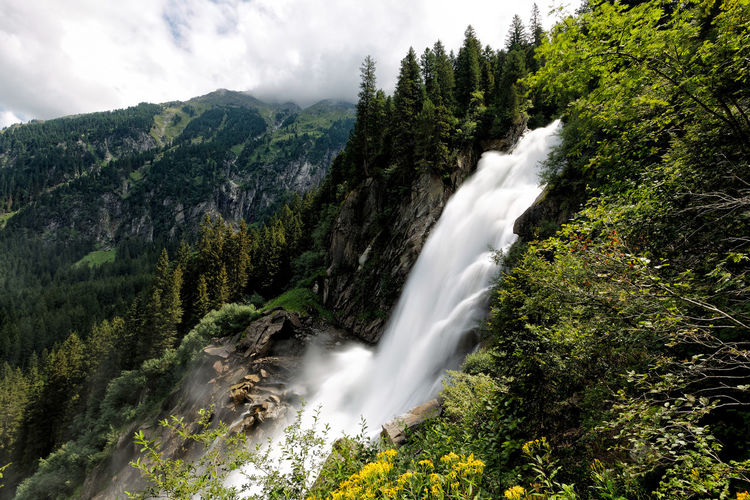 Krimml Waterfalls , Austria. Krimml Waterfalls , Austria. Beauty In Nature Blurred Motion Day Environment Falling Water Flowing Flowing Water Forest Growth Krimml Waterfalls Krimmler Krimmler Wasserfalle Krimmlerwasserfälle Land Long Exposure Motion Mountain Nature No People Non-urban Scene Outdoors Plant Power In Nature Scenics - Nature Tree Water Waterfall Waterfalls
