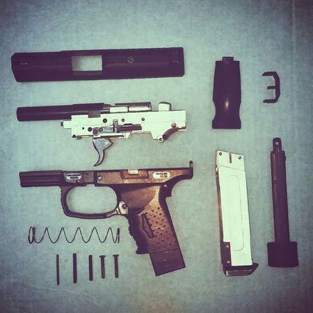 CP 99 Compact Instagram Pistols Gun Guns Walther