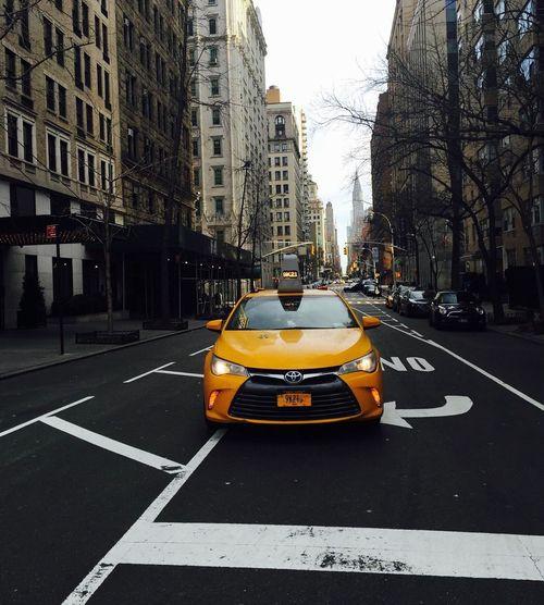 New York New York City Hornet Gramercy Cab Car
