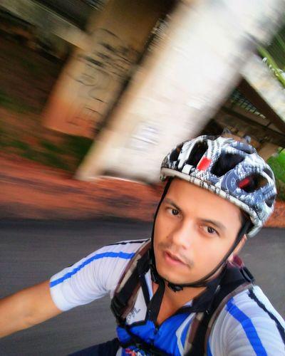 bike Portrait Headwear Looking At Camera Headshot Smiling Close-up