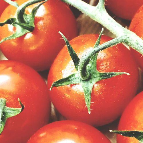 Tomatoes Rispen