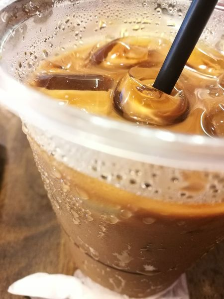 Whitecoffee Food And Drink Drink Cold Drink Coffee Time First Eyeem Photo