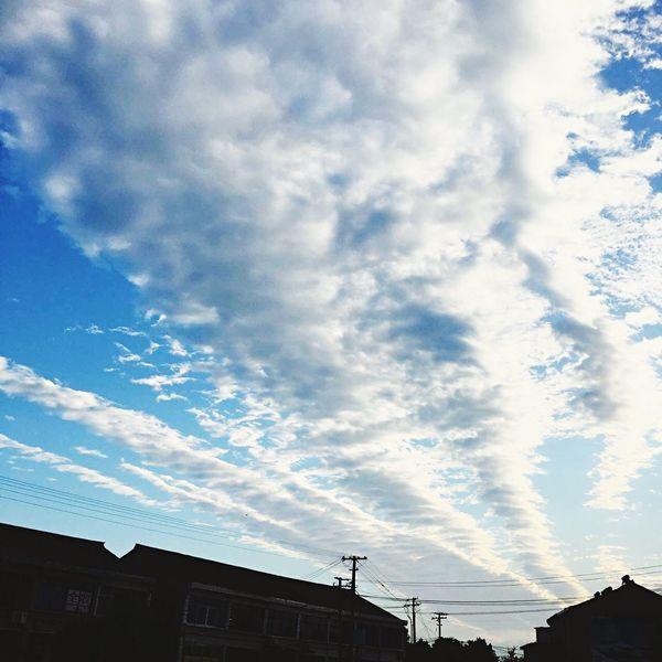 黃 昏 Sky