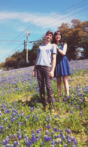 Where Do You Swarm? Austin, TX Bluebells Bluebell Hunting With Friends!