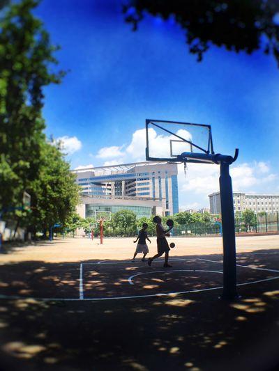Bask basketball