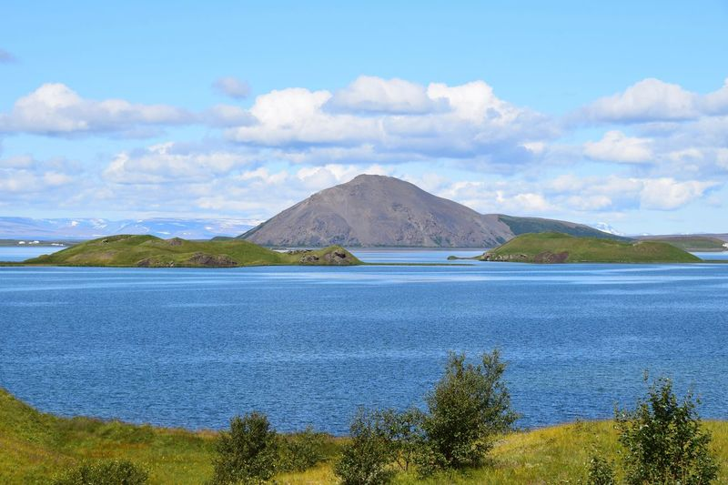 Beauty In Nature Day Iceland Myvatn Nature Non-urban Scene Scenics Sky Tranquil Scene Tranquility